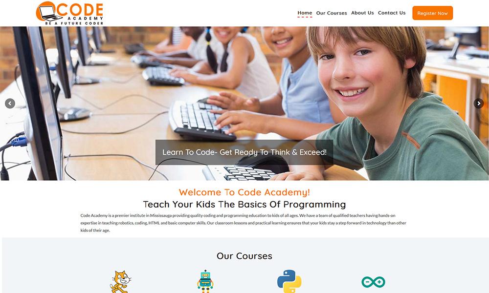 Web Development Vancouver