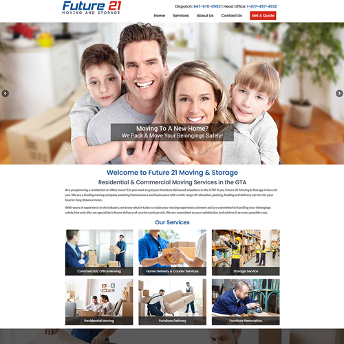 Website Development Vancouver