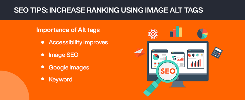 How to Increase Ranking Using Image Alt Tags