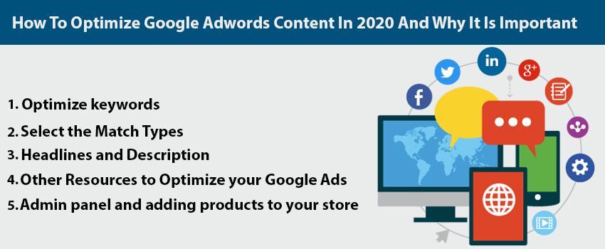 How To Optimize Google Adwords Content In 2020 And Why It Is Important?